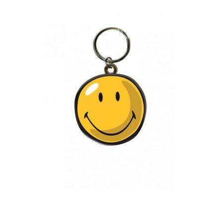 Porte-clés Face Smiley