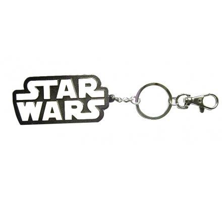 Porte-clés Métal Logo cm Star Wars