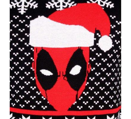 Pull de Noël Deadpool