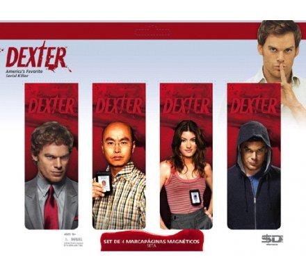 Set Aimants Marque Pages A Dexter