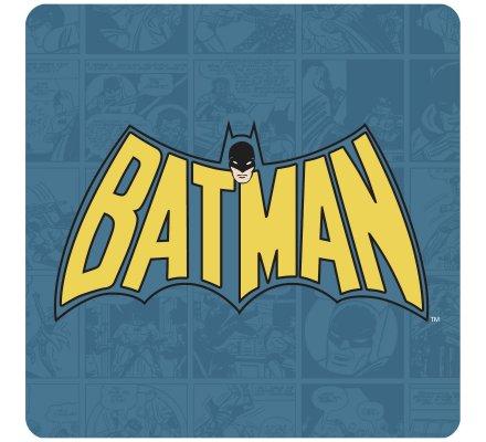 Sous-Verre Liège Logo Batman (à l'unité)