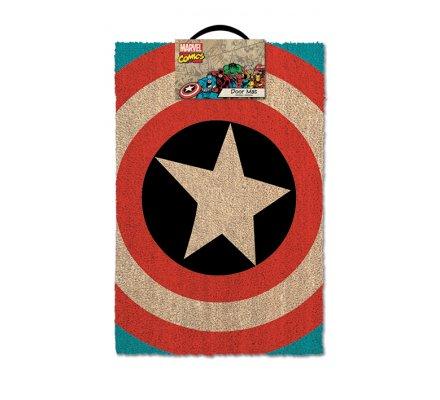 Tapis, Paillasson Couleur Captain America