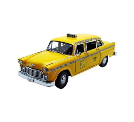 Taxi Metal Phoebe Buffays 1/18 Friends