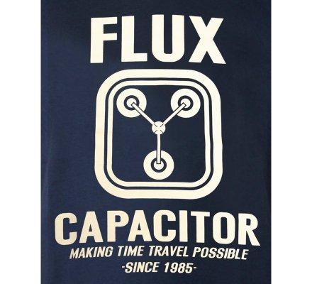 Tee-Shirt Flux Capacitor Retour Vers le Futur