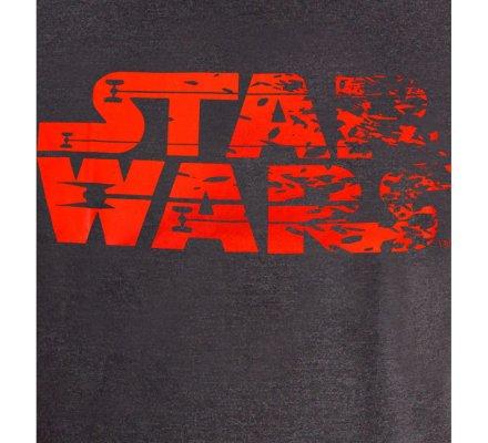 Tee-Shirt Logo Destroy Star Wars
