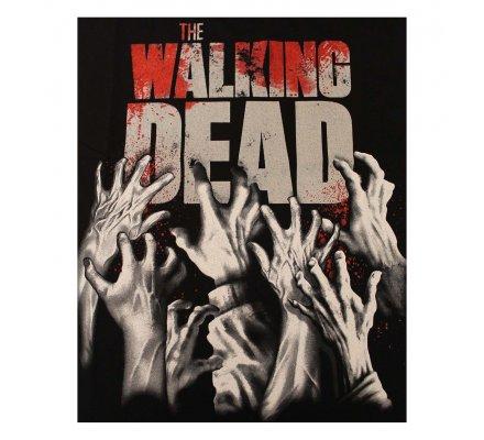 Tee-Shirt Noir Hands Reaching The Walking Dead