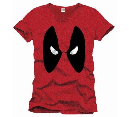 Tee-Shirt Rouge Eyes Deadpool