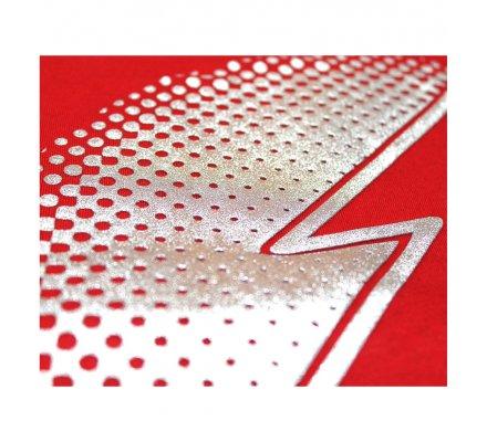 Tee Shirt Rouge Logo Re-Imagined Flash