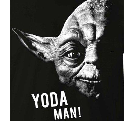 Tee-Shirt Star Wars Yoda Man