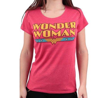 Tee-Shirt Femme Wonder Woman