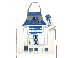 Tablier de cuisine geek pause canap for Tablier de cuisine star wars