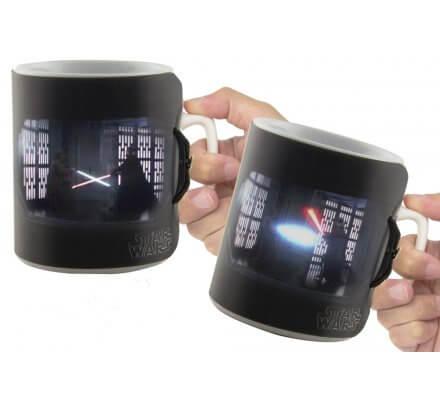 Mug Céramique 3D Sabre Laser Star Wars