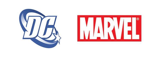 DC Comics et Marvel